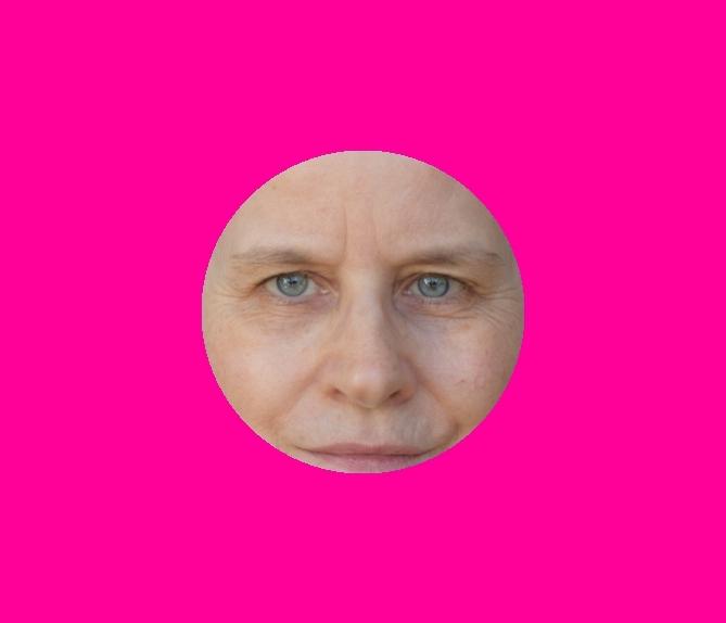 Farbberatung online – Fuchsia - Copyright Foto in der Grafik: Sabine Gimm