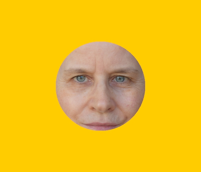 Farbberatung online – Gelb warm - Copyright Foto in der Grafik: Sabine Gimm