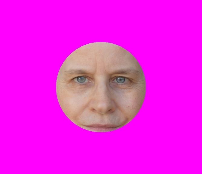 Farbberatung online – Magenta - Copyright Foto in der Grafik: Sabine Gimm