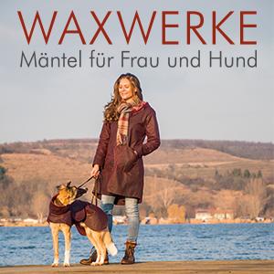 WAXWERKE - Maentel fuer Frau und Hund