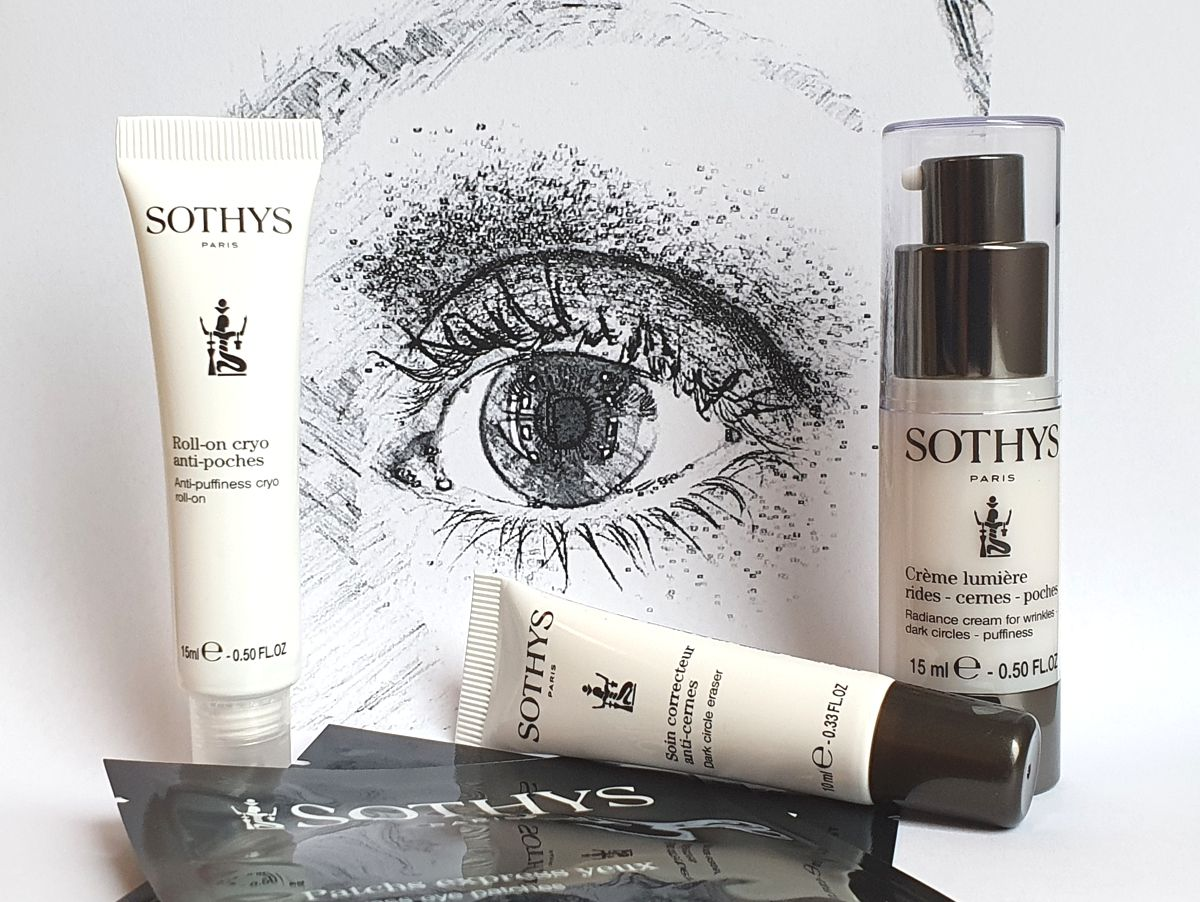 SOTHYS - Prescription Jeunesse Augenpflege Set