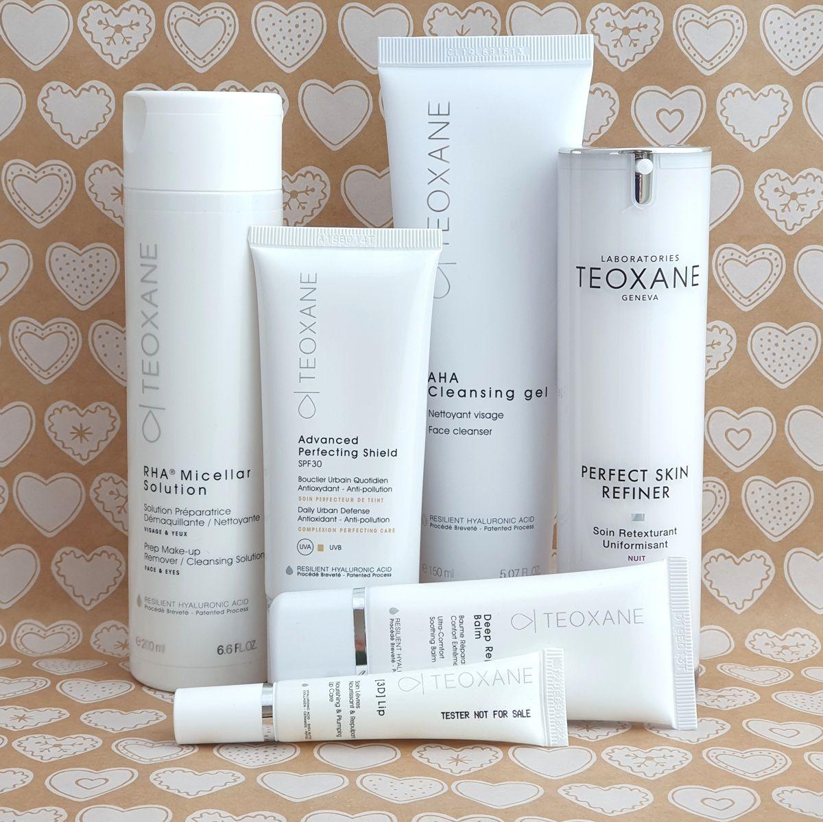 Teoxane Cosmeceuticals – Gesichtspflege mit Hyaluronsäure