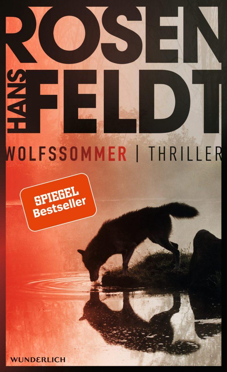 Wolfssommer Thriller von Hans Rosenfeldt