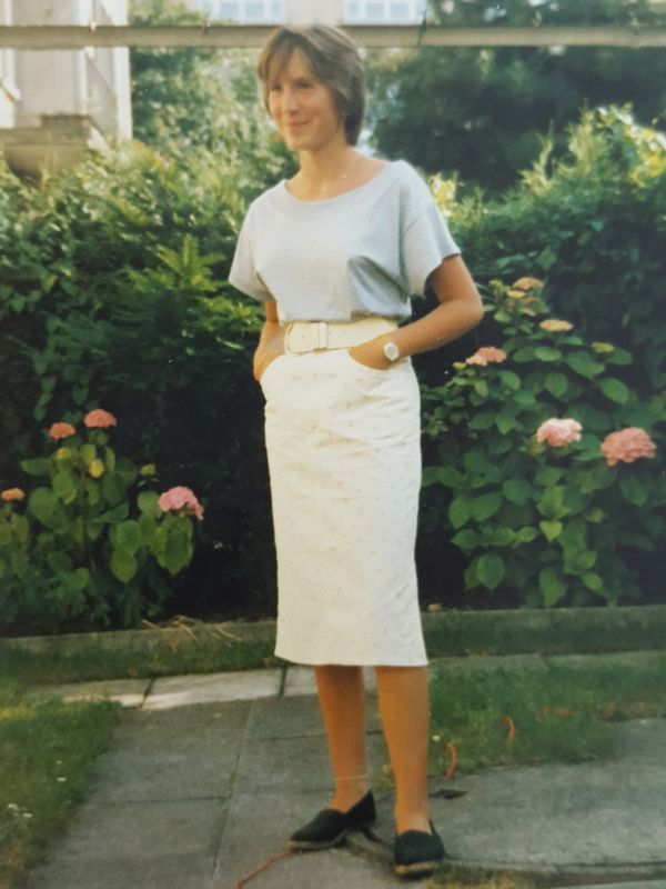 Ines Meyrose 1985