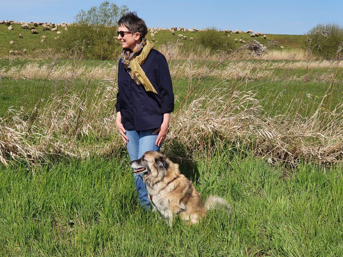 Stiefeletten - Ü40 Bloggerin mit Hund Paul
